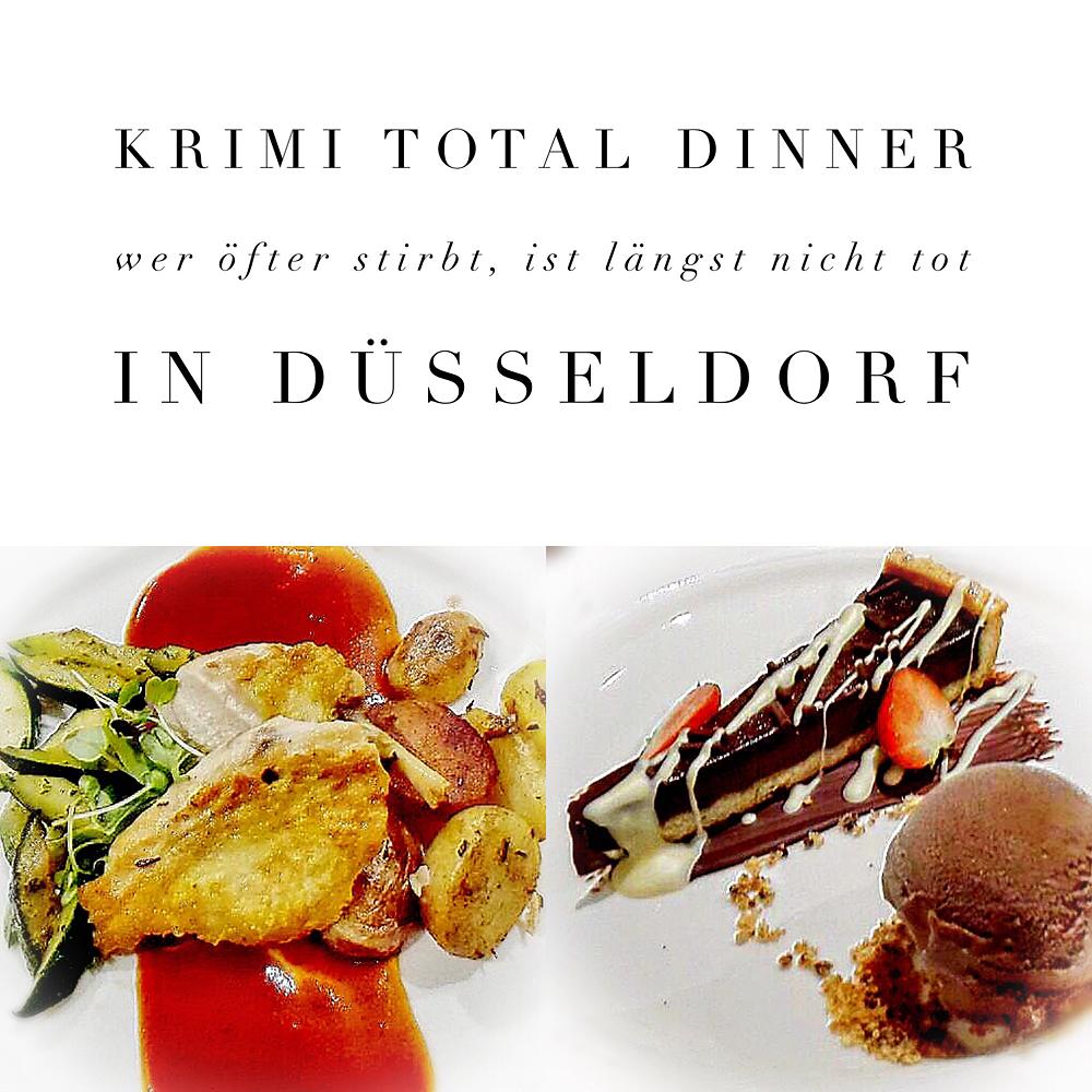 krimi total dinner in d sseldorf nrw nordrhein westfalen. Black Bedroom Furniture Sets. Home Design Ideas