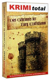KRIMI total - Das Geheimnis der Burg Wolfsklamm