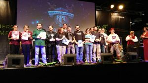Preisverleihung RPC Fantasy Award 2016 in Köln