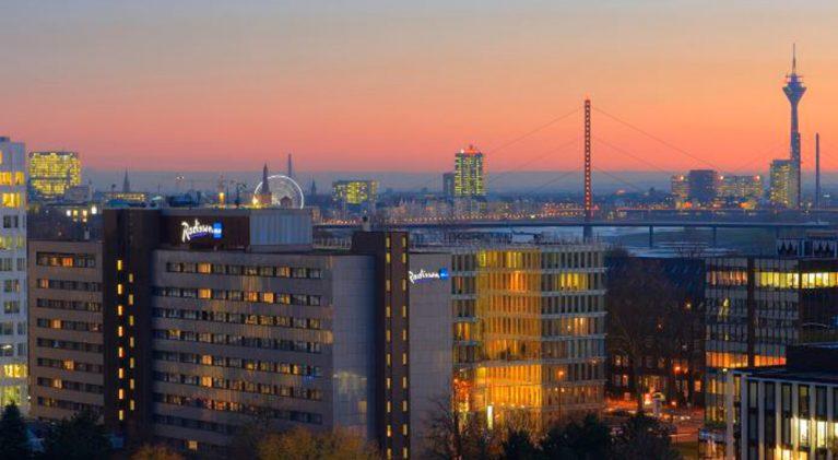 KRIMI total DINNER im Radisson Blu Scandinavia Hotel in Düsseldorf (NRW)