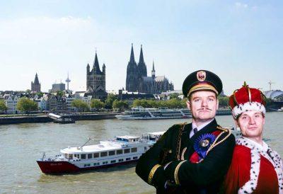 Mord Royal an Bord der MS RIVER ART auf dem Rhein
