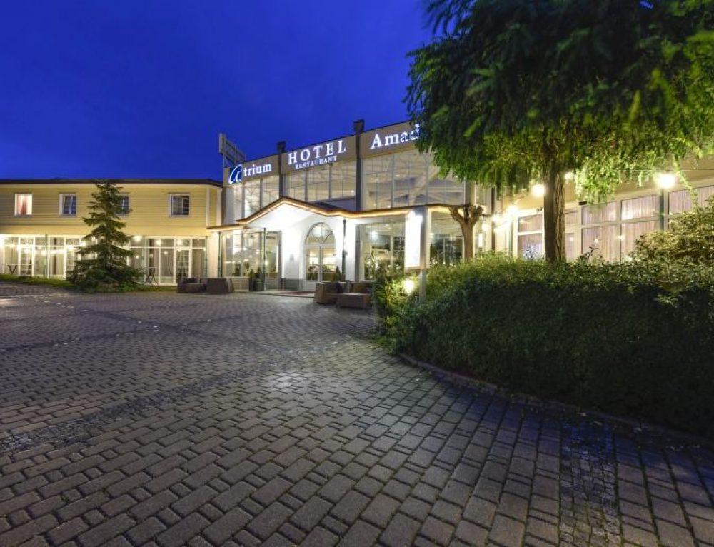 Mörderjagd in Osterfeld – KRIMI total DINNER ab Herbst 2018 im Atrium Hotel Amadeus