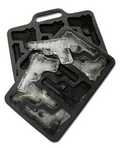 Eiswürfel Pistole Party Drinks und Cocktails