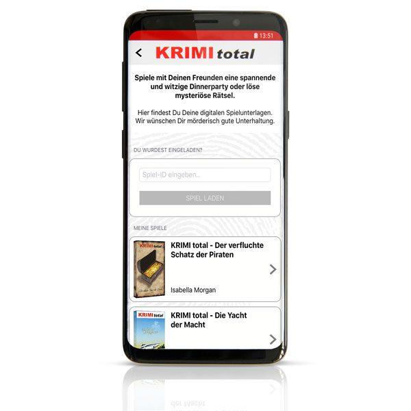 Lies deine geheime Rollenbeschreibung in der App