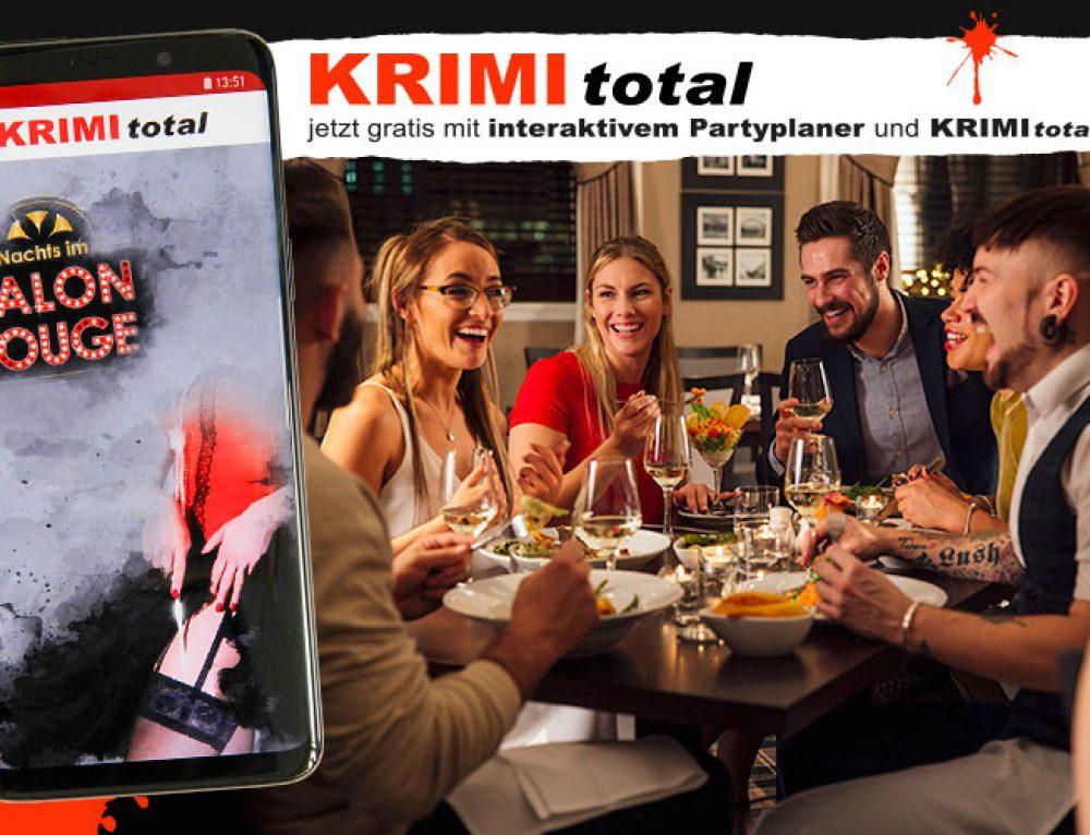 Der interaktive Partyplaner