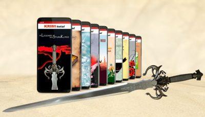 Neue digitale Editionen bei KRIMI total
