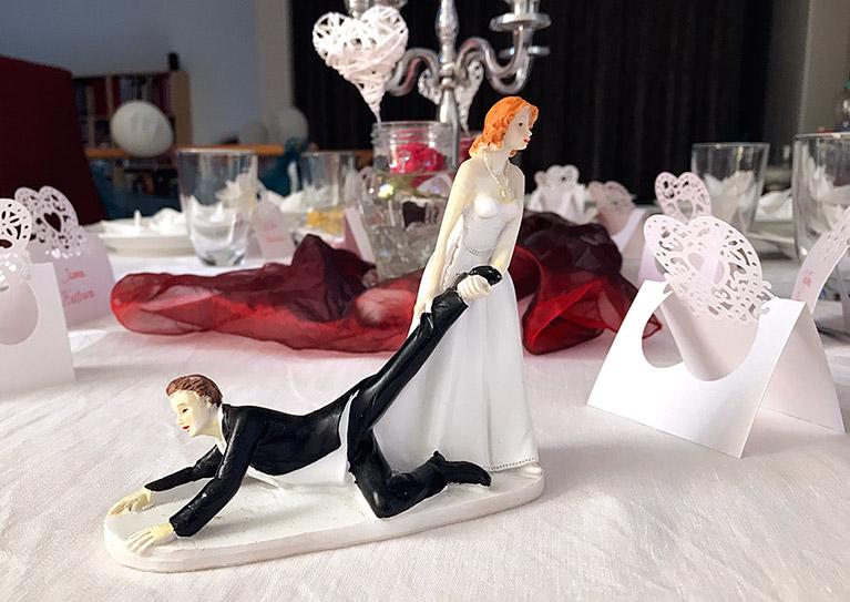 Russisch-Indische Hochzeit