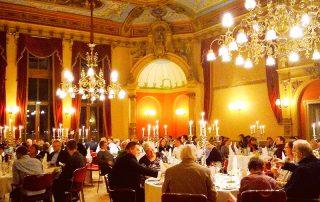 KRIMI total DINNER im historischen Ballsaal im DORMERO City Hotel Dresden