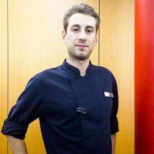 Souschef Alexander Paul