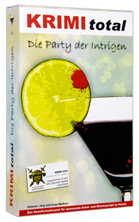 Gruppenspiel - Party: Die Party der Intrigen