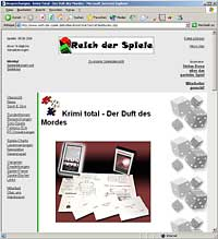 Krimispiele Rezension