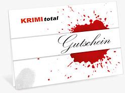 Gutscheine von KRIMI total ® - Spiele und Dinner für zu